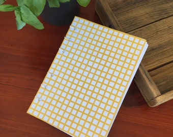 Handmade Stitched Notebook