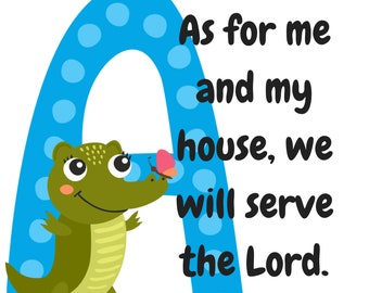 Bible Verses for Kids!
