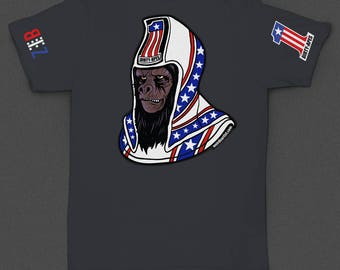 """Planet of the Apes - """"Dirty Apes 1"""" Tshirt"""