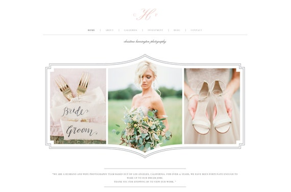Photography Templates Squarespace Template Photography