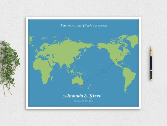 World map wedding guest book instant download pdf printable gumiabroncs Choice Image