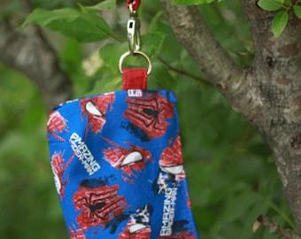 Spiderman Wristlet/Clutch