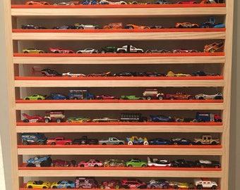Toy Car Garage (34.5x25.5x1.75)  sc 1 st  Etsy & Toy car storage | Etsy