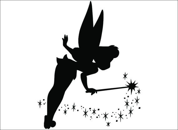 Tinkerbell Fairy Dust Sprinkle Disney Peter Pan Kids