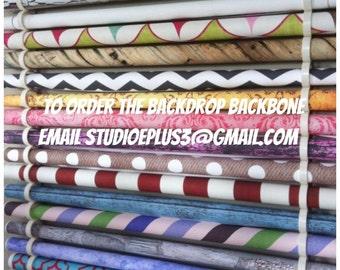 3' backdrop backbone