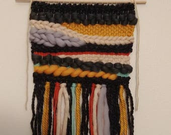 Weaving Tapestry    Wall Hanging    Home Decor