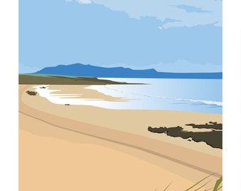 wine strand beach