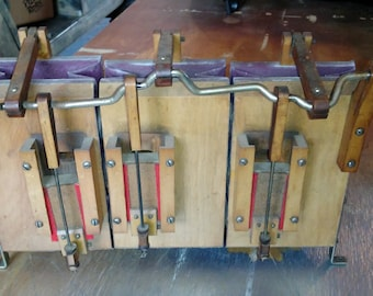 Aeolian Player Piano Crank / Bellows Internal Piece For Steampunk or Parts