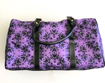 Haunted Mansion Travel Bag   Haunted Mansion Bag   Haunted Mansion Luggage   Disney Bag   Disney Luggage   Travel bag   Disney Suitcase  