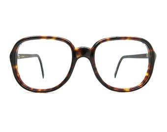 Zollitsch glasses frame, 80's spectacles, tortoise eyeglasses