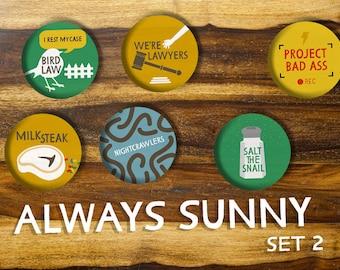 Always Sunny - SET 2
