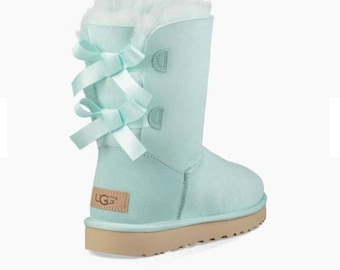 Custom Bling NEW Ugg Bailey Bow II's!  (NEW color just added!!!)
