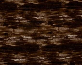 Enchanted Pines Brown by McKenna Ryan for Robert Kaufman AYC-15471-16 Brown