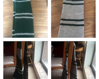 Harry Potter Inspired Infinity Scarf