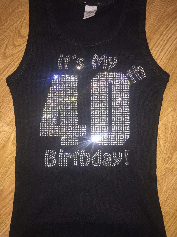 Funny Ladies Birthday T Shirts