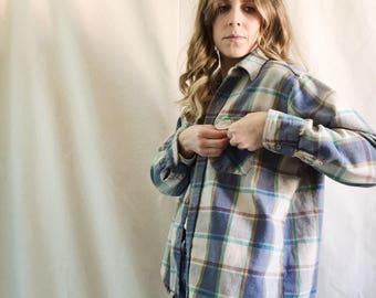 Vintage Flannel // L