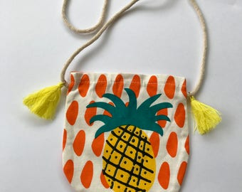 Pretty Little Pineapple Handbag