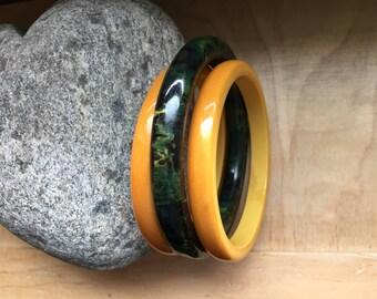 Bakelite Bangles, Bakelite Jewelry