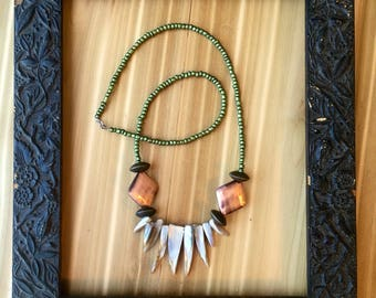 Natural Summer Necklace