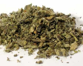 Mullein Herb Cut 1 Pound For Teas or Crafting