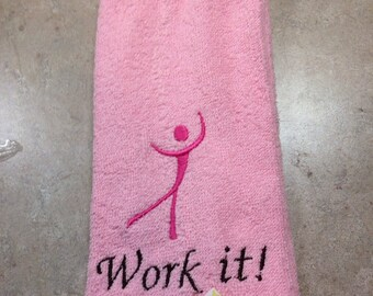 Workout- towel