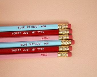Enamored pencil Set