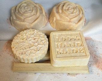 Salt Bars - Handmade, Natural Soap