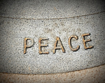 Stone Peace Photography Print