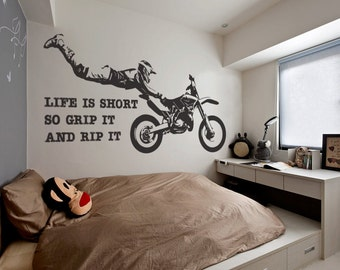 Motocross Grip it and Rip it