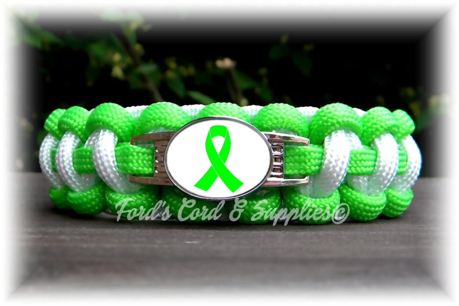 gift green awareness silp health ribbon bracelet silicone shop mental pin newcolor