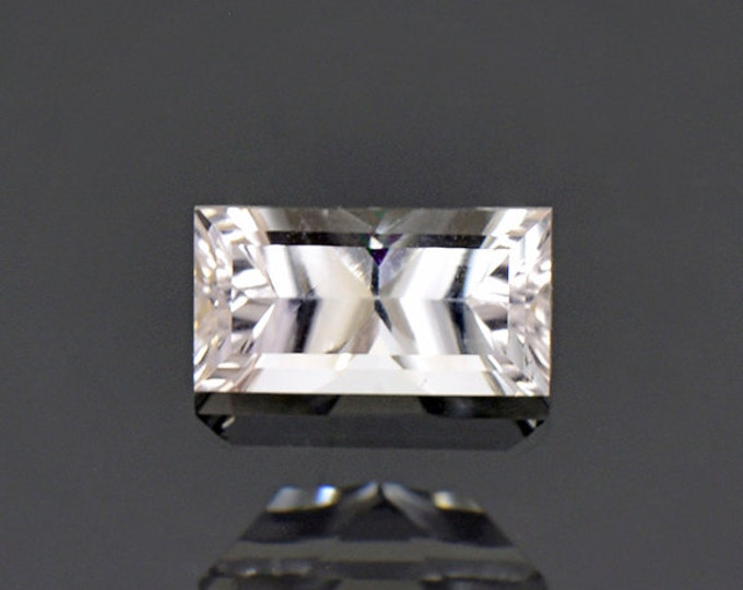 Unique Colorless Achroite Tourmaline Gemstone from Afghanistan 1.00 ct.