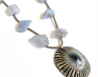 Opihi Single Strand Necklace