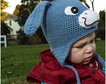 Funky Donkey Hat