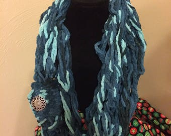 Infinity Scarf (Long-double wrapped)