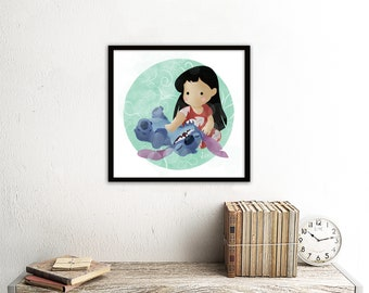LILO and Stitch - poster