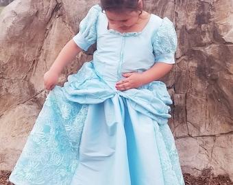 Children's Cinderella Ball Gown
