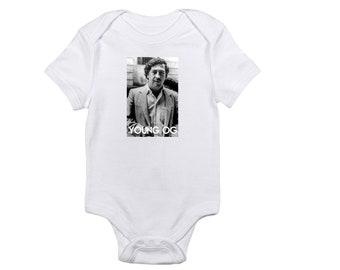Escobar Baby Onesie