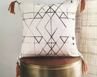 Geo Pillow Cover