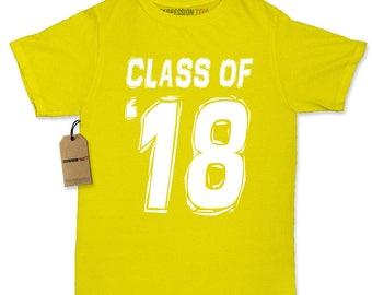 Class of 2018 Womens T-shirt