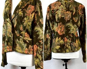 DKNY vintage blazer / royal / vintage jacket / birthday / ootd / donna karen new yourk / dkny jacket / dkny blazer / pastel colours jacket