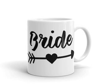 Bride BLK Mug made in the USA