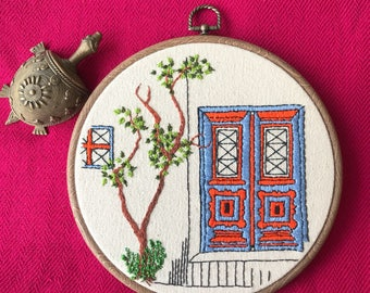 The door of opportunity / housewarming gift/ wall decor/