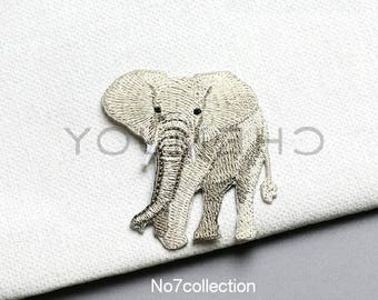 Wild Animal Embroidery Patch