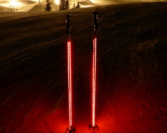 Light-Up Ski Poles