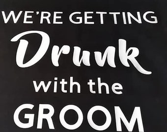 Bachelor party shirt