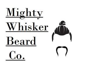 Mighty Whisker Beard Oil 2oz/4oz