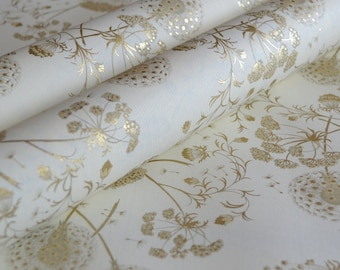 Decorative Italian Wrapping and Craft Paper -  'Dandelion'
