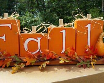 Fall Tabletop decor