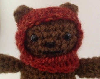 Star Wars Inspired Wicket the Ewok