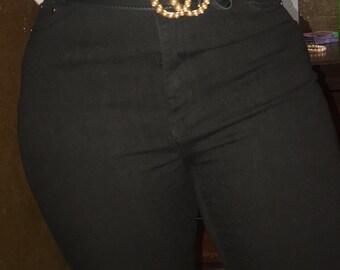 Gucci Inspired Medium Pearl Belt